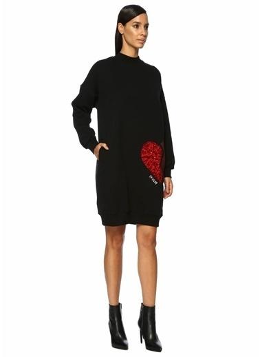 MSGM Elbise Siyah